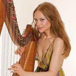 Erin Hill, Harpist
