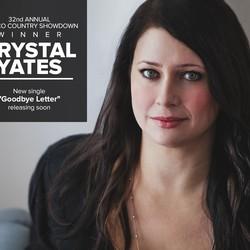 Crystal Yates- *National Winner in Texaco Country Showdown!*