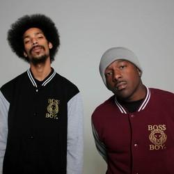 Emcee Classiq & DJ Snoop