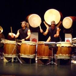 Tampa Taiko Japanese Drumming Ensemble