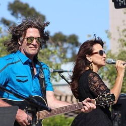 Andy Hill & Renee Safier & Hard Rain
