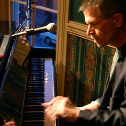 Ray Jozwiak-Gonzo Piano (solo performer & member of OHO)