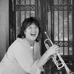 JEANNIE TANNER - Vocalist, Composer & Trumpeter