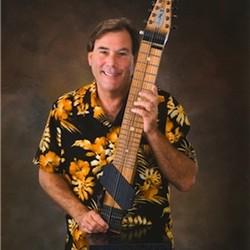 Michael Kollwitz- Chapman Stick Soloist