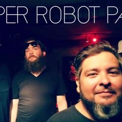 Super Robot Party