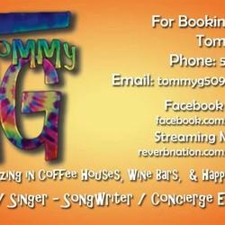 Tommy G (Tommy Gantt)