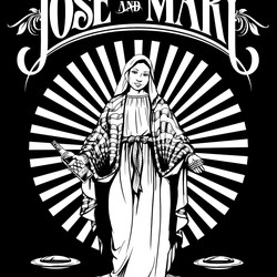 Jose and Mary