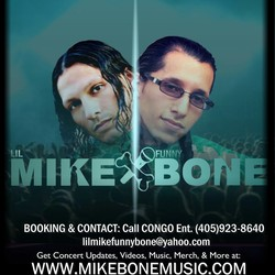 Lil Mike & Funny Bone
