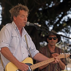 Stuart Alexander & The Hard Road