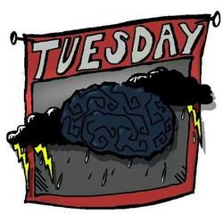 Brainstorm for Tuesday