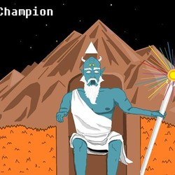 Secret Ghost Champion