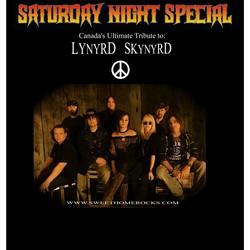 Saturday Night Special - Canada's Ultimate Tribute to Lynyrd Skynyrd