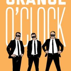 Orange O'clock