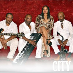 City Groove Band featuring Saxophonist Marlon Boone