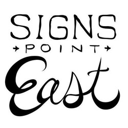 Signs Point East