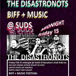 The Disastronots