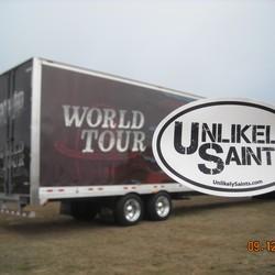Unlikely Saints