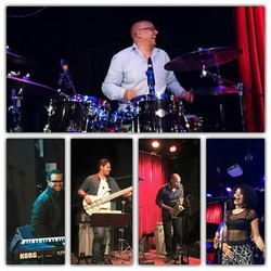 Calixto Oviedo & Cuban Jazz Train