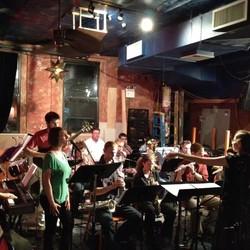 Erica Seguine & Shannon Baker Jazz Orchestra