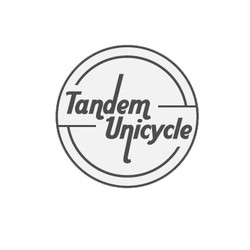 Tandem Unicycle
