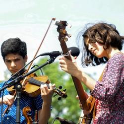Giri and Uma Peters