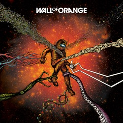 Wall of Orange