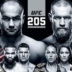 UFC 205 Live Stream Alvarez vs McGregor