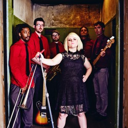 Krystal Peterson and the Queen City Band