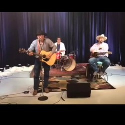Bryan Tribble and his Oklahoma Boomtown Band