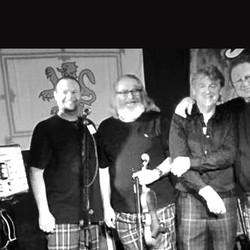 GlasgowKISS Little Head Butt Band