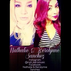 Nathalie&Kerolynne Sanchez