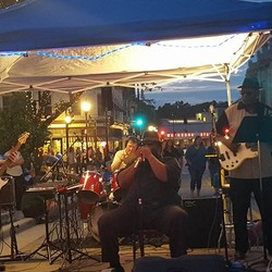 Blues Harp Jimmie Band