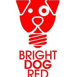 Bright Dog Red
