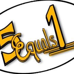 5 Equals 1