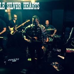 Little Silver Hearts