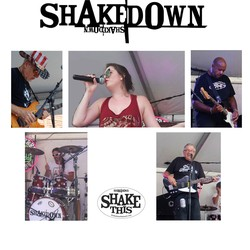 Shakedown The Band