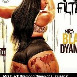 Mrs. Black Dyamond