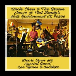 Uncle Chess and The Groove