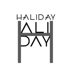 Haliday