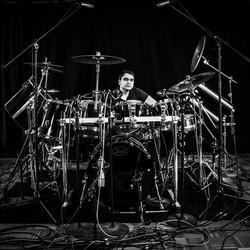 René Uyumaz - professional Drummer