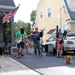 The Second Street Band