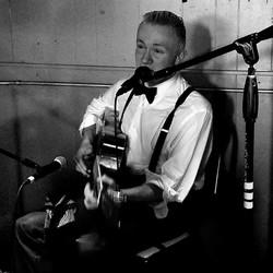 Blues Preacher Creighton