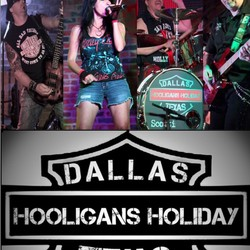Hooligan's Holiday a tribute to Motley Crue