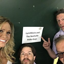 LynnMarie & The Nashville Polka Guys