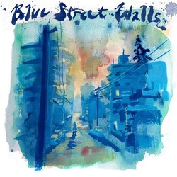 Blue Street Walls