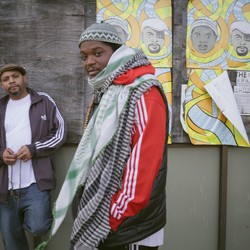 Shaheed & DJ Supreme