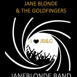 Jane Blonde and the Goldfingers
