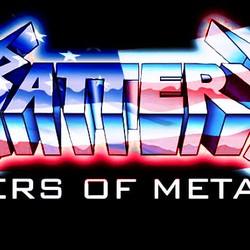 BATTERY Masters Of Metallica