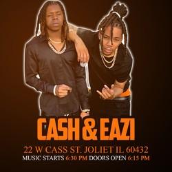 Cash & Eazi