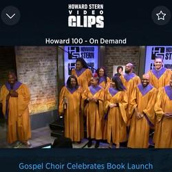 The New York City Gospel Choir